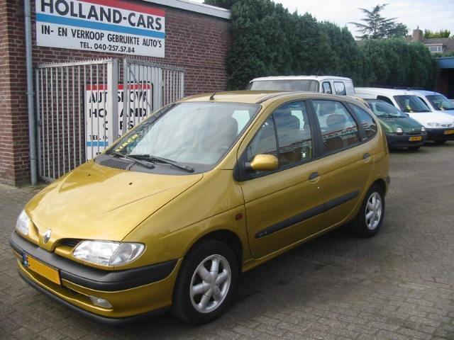 Renault Megane Scenic 1.6e 16V Kaleido (3)